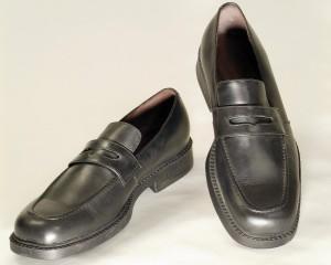 Prestige Diffusion - Chaussures de ville sans sécurité Jacques - Noir