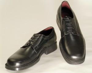 Prestige Diffusion - Chaussures de ville sans sécurité Romans - Noir