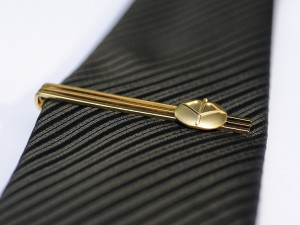 Prestige Diffusion - Pince-Cravate - Doré