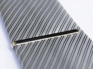 Prestige Diffusion - Pince-Cravate - Argenté