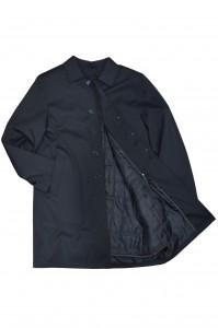Prestige Diffusion - Parka Longue - Doublure Amovible - Coloris Noir
