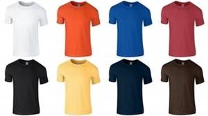Prestige Diffusion - Tee-Shirt Manches Courtes 140g - Autres Couleurs