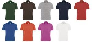 Prestige Diffusion - Polo Manches Courtes - Autres couleurs