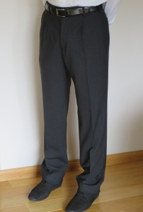 Prestige Diffusion - Pantalon à Pinces - Coloris Anthracite
