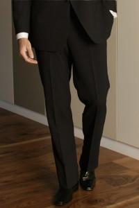 Prestige Diffusion - Pantalon Droit - Coloris Noir