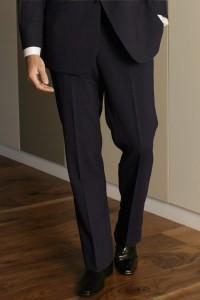 Prestige Diffusion - Pantalon Droit - Coloris Marine